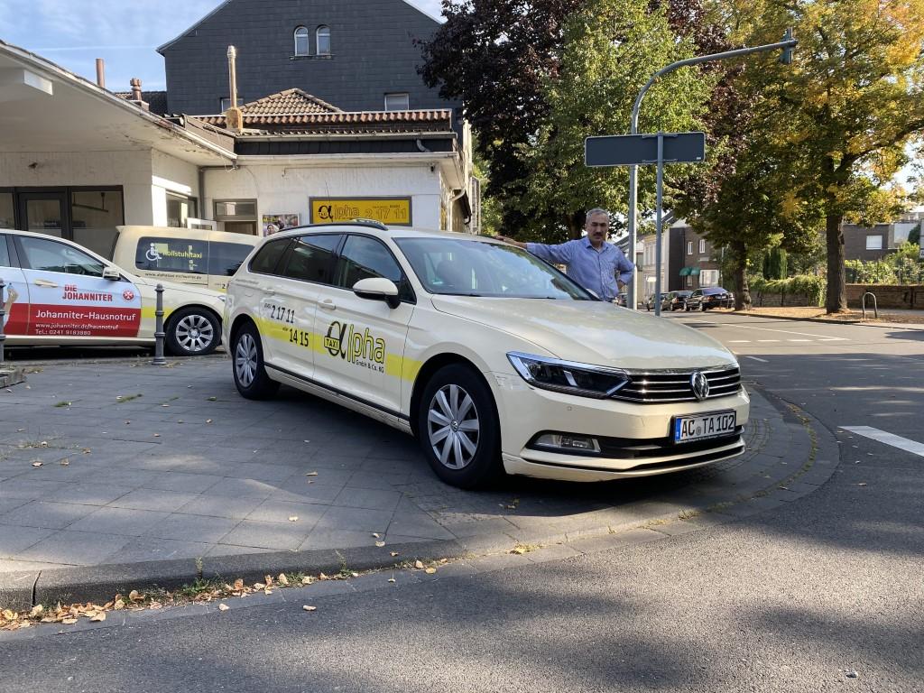 Großraum Taxi Alpha